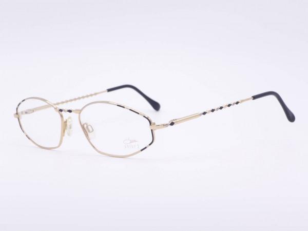 CAZAL gold schwarze Damen Brille Metall Frauen Fassung Modell 1144 GrauGlasses