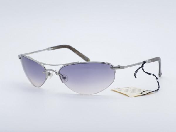Matsuda Luxury Herren Sonnenbrille Violett Gradient Lenses 10681 Metallrahmen