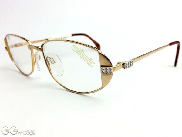 Silhouette Modell M6860 Color V6052 GrauGlasses GGvintage-eyewear