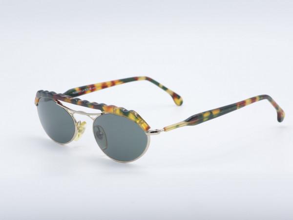 La Roche 551 farbige Frau Männer Sonnenbrille Sammlerbrille GrauGlasses