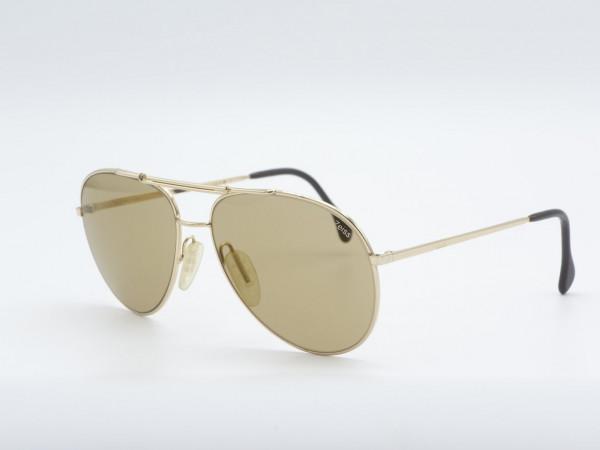 ZEISS 9222 Goldene einzigartige Pilot Style Herren Sonnenbrille Deutschland