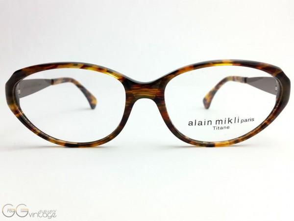 alain mikli Brille Modell 2199 Color 2214 / GrauGlasses | GGvintage-eyewear