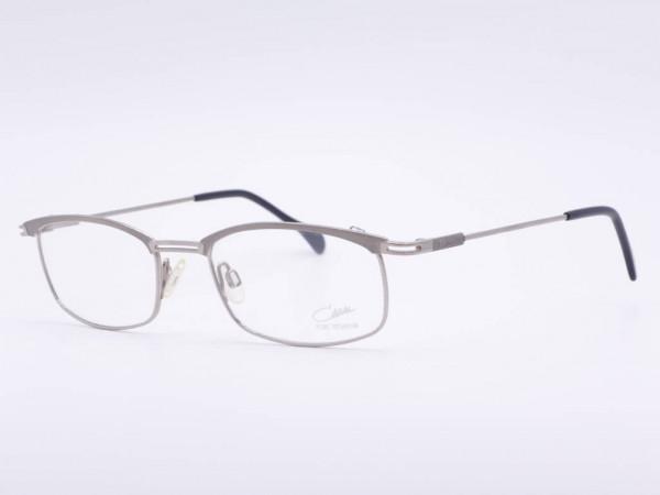 Pure Titan Silberne Cazal Herren Brille Männer Modell 787 rechteckig leichter klassischer Rahmen