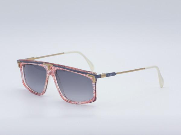 CAZAL 190 rechteckig Vintage Frame West Deutschland 80er Jahre Frau Sonnenbrille GrauGlasses