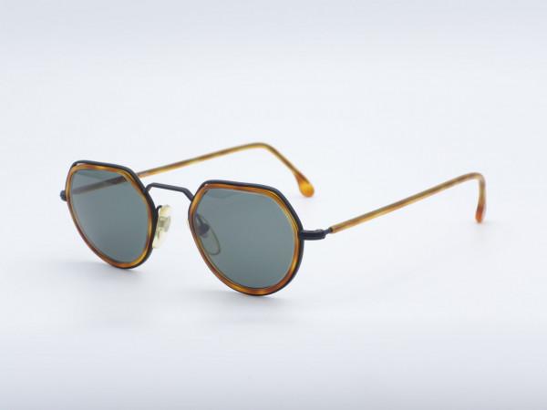 LA Roche 506 Kleine seltene Sonnenbrille 90er Jahre Rahmen Graue Gläser GrauGlasses