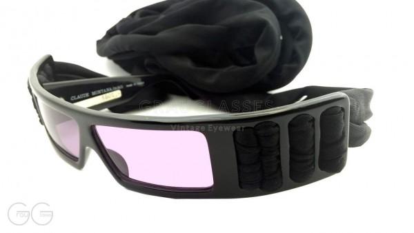 alain mikli / Claude Montana Sonnenbrille Modell 'Turban' 550 Colour 101
