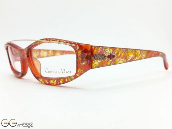 Dior Model 2598 Color 30 GrauGlasses GGvintage eyewear