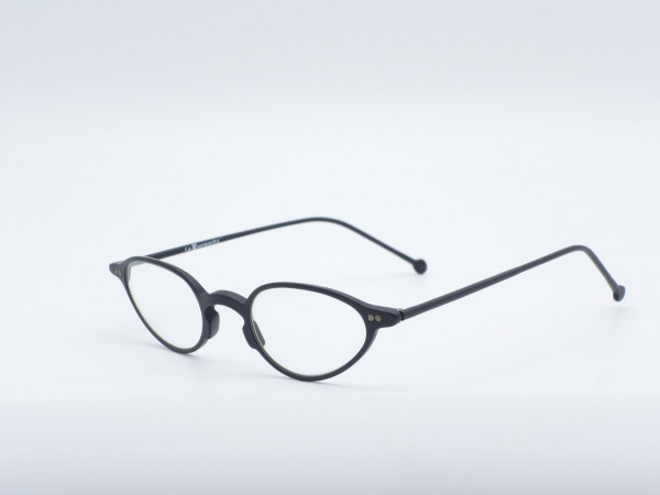 l.a. Eyeworks Catyeye Vintage Frauen Brille Modell RAY Matt Schwarze Damen Fassung GrauGlasses