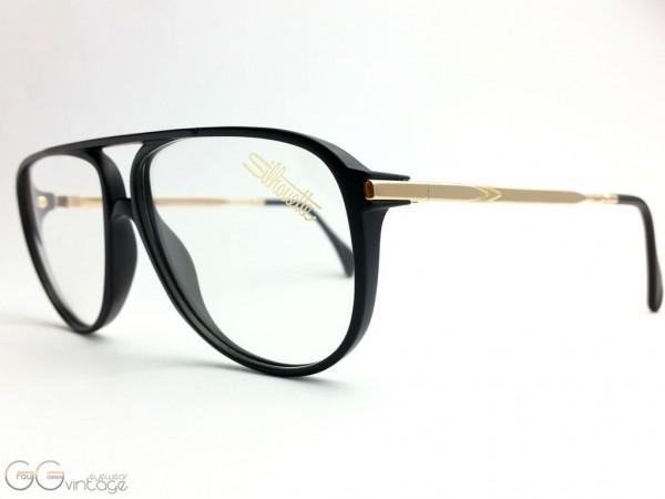 Silhouette Modell SPX M2723 Color C1555 GrauGlasses / GGvintage-eyewear