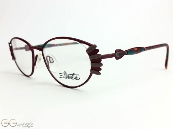 Silhouette Modell M6222 Color V6053 GrauGlasses / GGvintage-eyewear