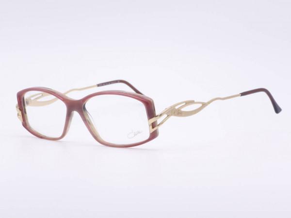 Glitzernde Cazal Vintage Damen Fassung Modell 396 Luxus Frauen Brille aus den 90er Jahren GrauGlassses