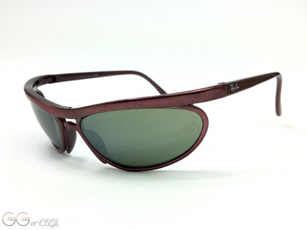 Ray-Ban B & L U.S.A Modell W2493 Side Street GrauGlasses