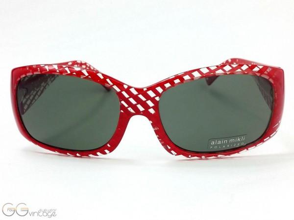 alain mikli Sonnenbrille Modell A0538 Color 74 V1 / GrauGlasses | GG vintage eyewear