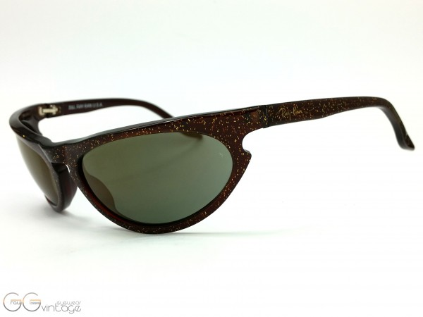 Ray-Ban B & L U.S.A Modell W2354 Side Street GrauGlasses