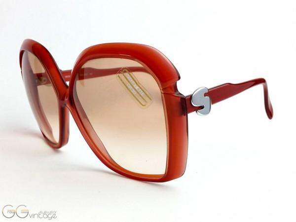 Silhouette Modell 600 Color 970 GrauGlasses GGvintage-eyewear