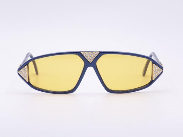 Cazal Modell 199 Damen Sonnenbrille mit Strass Steinen