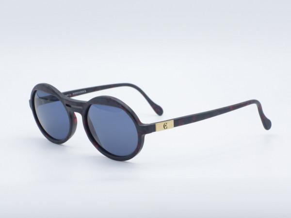 CERRUTI 1881 Damen Sonnenbrille Modell 2602 Matt Schwarz GrauGlasses