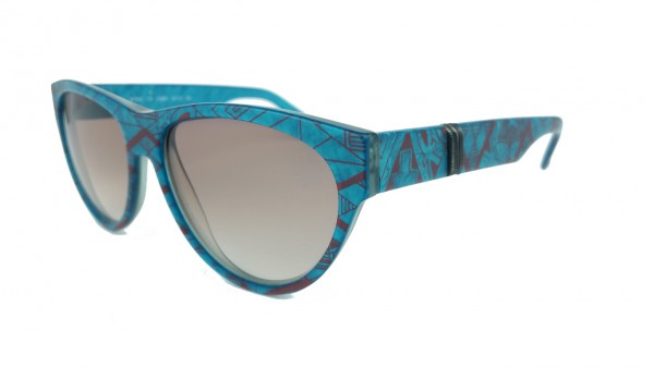 Silhouette Modell M9100 Color 3053 GrauGlasses | GGvintage-eyewear