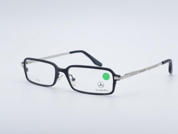 Mercedes Benz Rechteckrahmen Kunststoff Herren Brille Luxus 02004