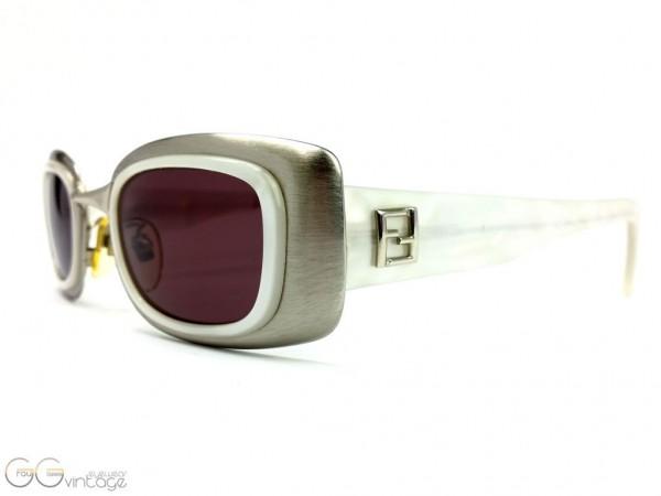 Fendi Modell SL 7112 Color 039 GrauGlasses GGvintage eyewear