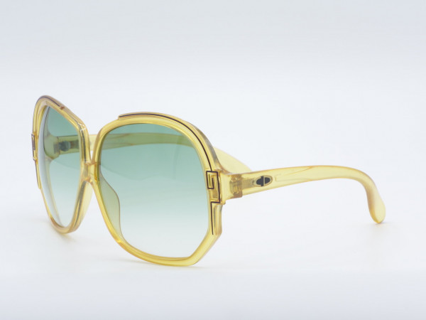DIOR 2094 Schmetterling überdimensioniert große Frau Sonnenbrille Vintage Optyl Frame GrauGlasses