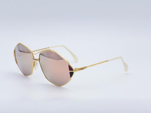 CAZAL Damen Sonnenbrille verspiegelt in gold Modell 233 | GrauGlasses
