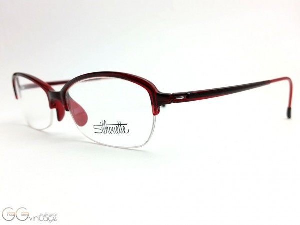 Silhouette Modell SPX M1518 Color 6080 GrauGlasses GGvintage-eyewear