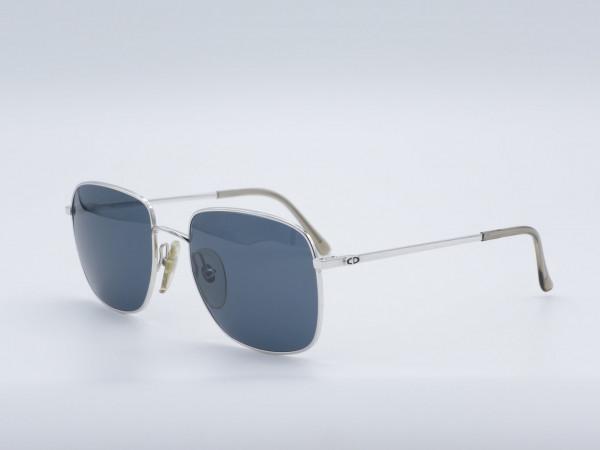DIOR 2146 Monsieur Quadratische Männer Sonnenbrille Vintage Metall Rahmen GrauGlasses