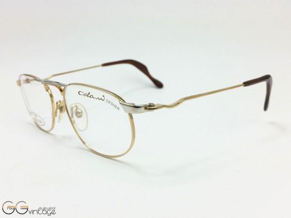 Colani Design Modell 1601 Color 6C GGvintage eyewear GrauGlasses